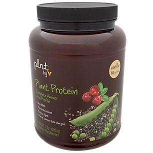 Plnt Protein - VANILLA (2 Pound Powder)  by plnt at the Vitamin Shoppe
