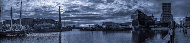 Popular on 500px : Liverpool Docks by stoky12