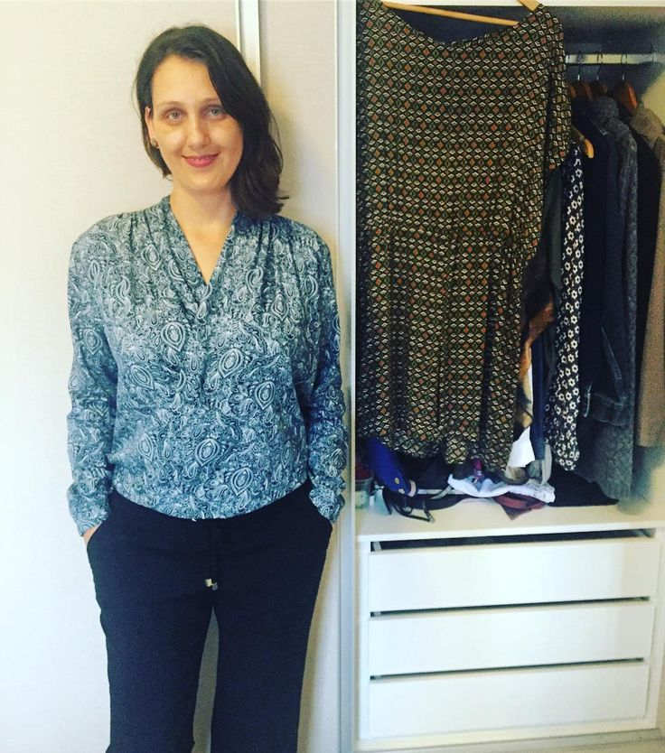 Anderson Blouse by Sew Over It