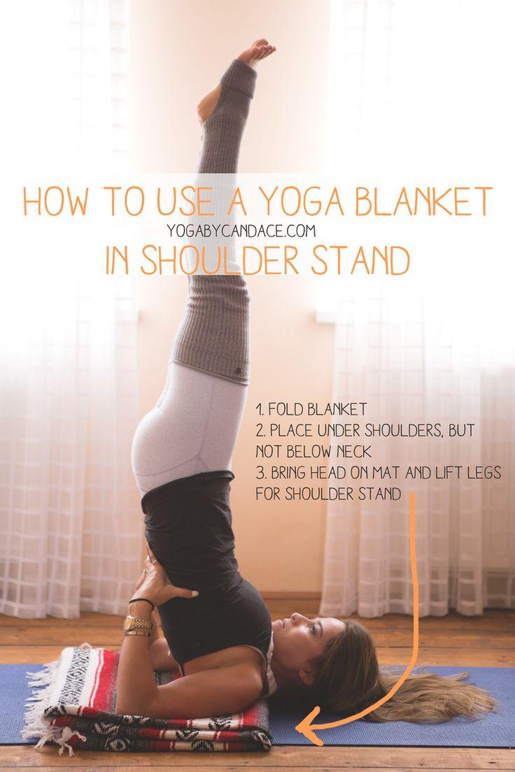 Pin now, practice later! Wearing: Fableticsleggings (similar awesome legging),Sweaty Betty leg warmers. Using:yoga blanket,mat.