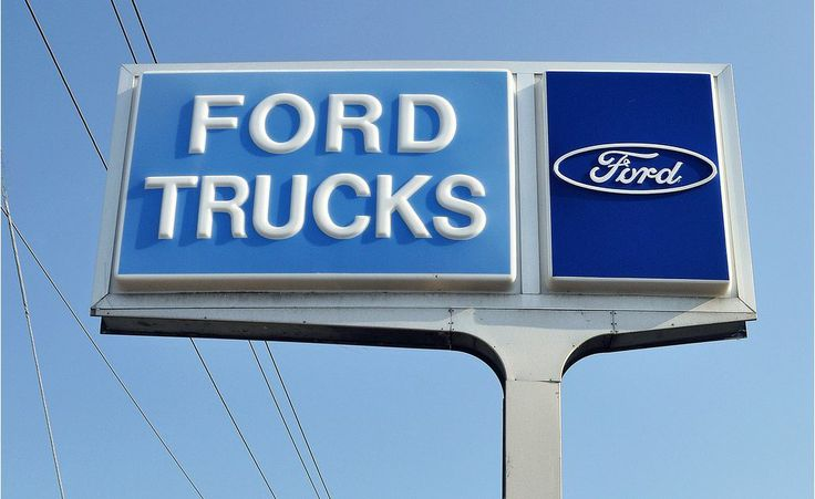 Ford Work Trucks
