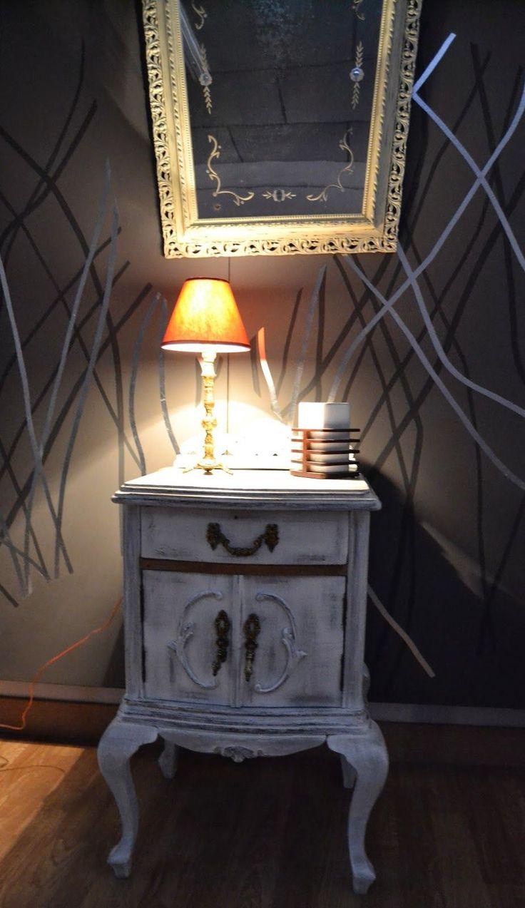 M s de 25 ideas incre bles sobre muebles antiguos pintados for Reciclaje de muebles antiguos
