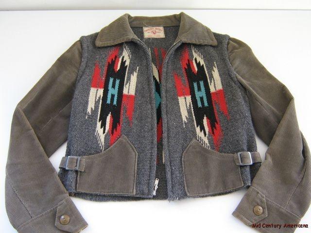 Chimayo jacket, vintage #TrueClad
