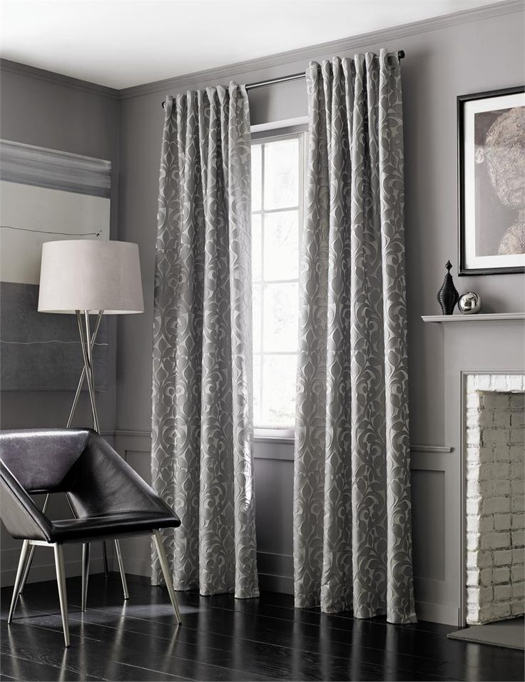 lillian fabric in readymade standard and extra long length curtain panels 84