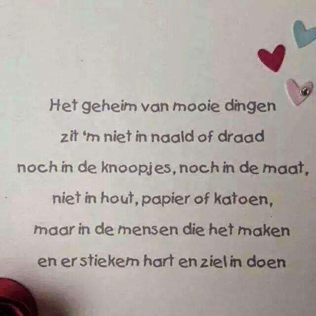 Bizzy Bee Klaske: Be creative with your heart!!