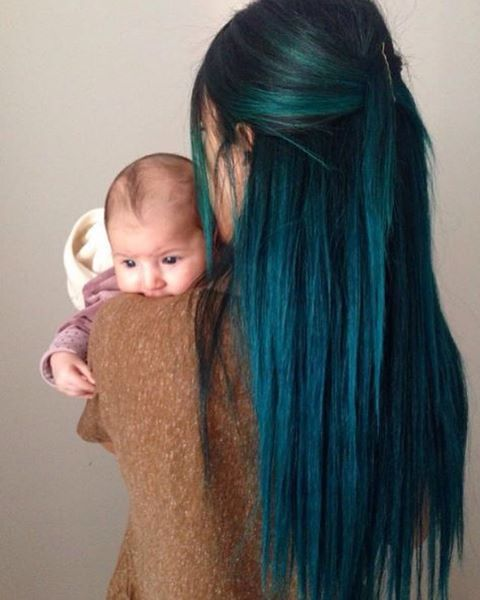 "8,766 Likes, 57 Comments - MANIC PANIC NYC (@manicpanicnyc) on Instagram: ""#Precious moments ! @damlaadk is #rocking that #VooDooBlue !"""
