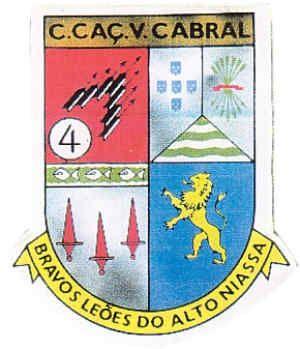 Companhia de Caçadores de Vila Cabral Moçambique