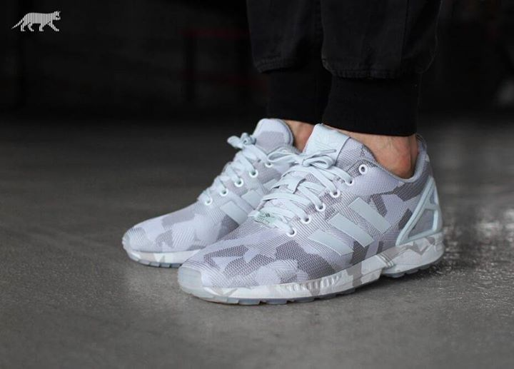 Adidas ZX Flux Urban Camo. Available now.  http://ift.tt/1i5siqh