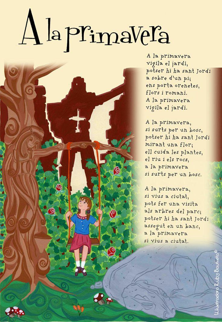 Poema a Sant Jordi