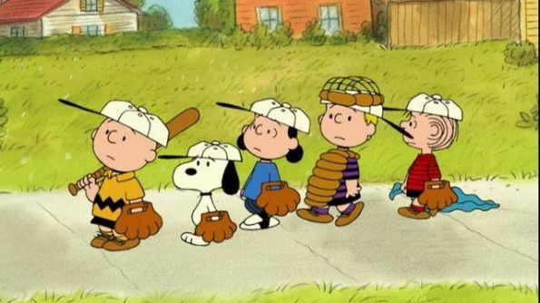 "Charlie Brown and his ""Peanuts"" pals are coming to the big-screen. Charles…"