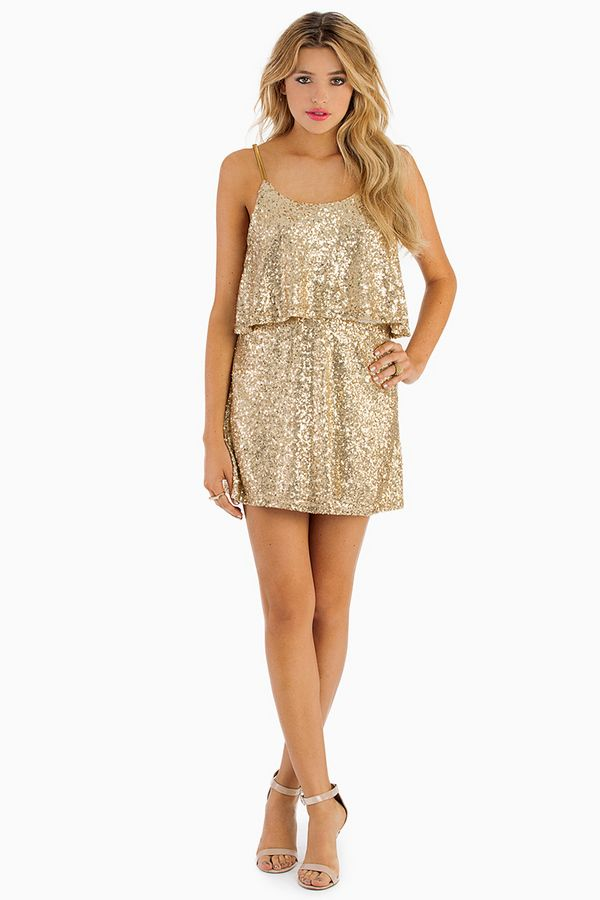 Cocktail party sequin dress cocktail party pinterest for New year party dresses
