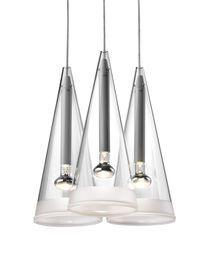 Fucsia - Suspension lamp - Achille Castiglioni