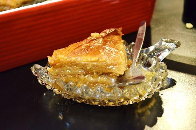 Baklava Nach Bosnischer Art Ich Werde Die Muskatnuss Weglassen Weil Meine Schwiegermutter Mit Bildern Baklava Vegane Sussigkeiten Vegane Desserts