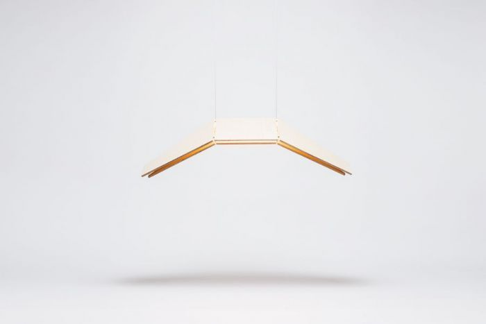 woodlabo – EAGLE – inspired by the lunar module which took the first men to the Moon in 1969