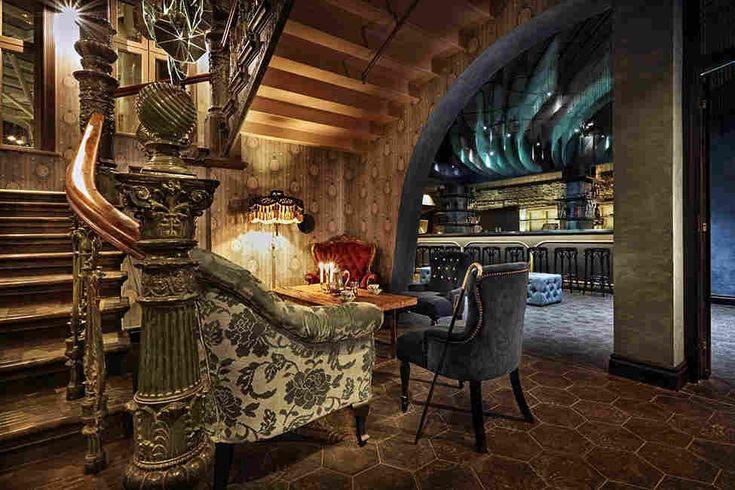 Stora Hotellet — отель с морской тематикой и богатым наследием