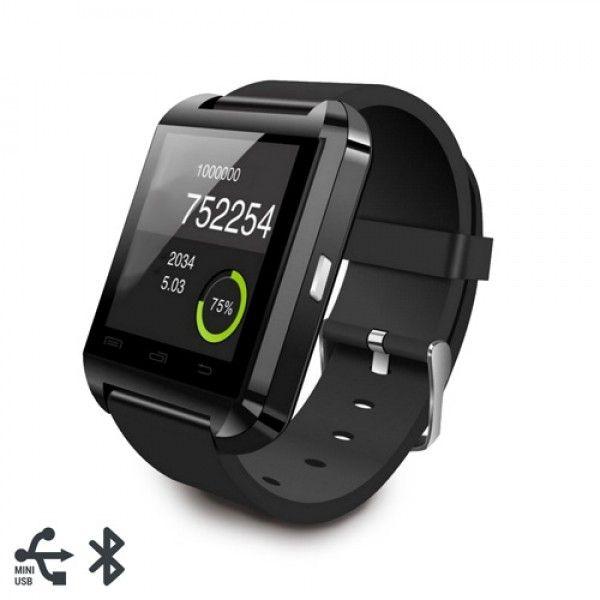 Elegant Smartwatch/smartklokke | Satelittservice tilbyr bla. HDTV, DVD, hjemmekino, parabol, data, satelittutstyr
