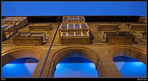 Los Arquillos, Vitoria-Gasteiz