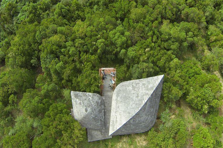 Galería de Centro de Ocio Chiloe / Jonas Retamal + Laura Houssin - 4