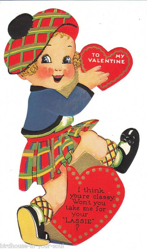 Red valentine Kilt 1bB33gI9