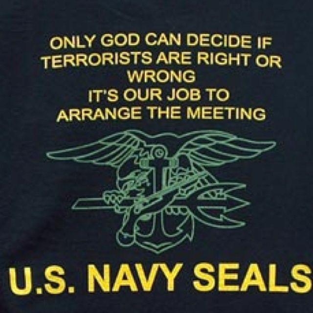 dating een US Navy Seal