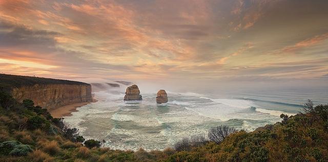 Great Ocean Road, Melbourne, Australia