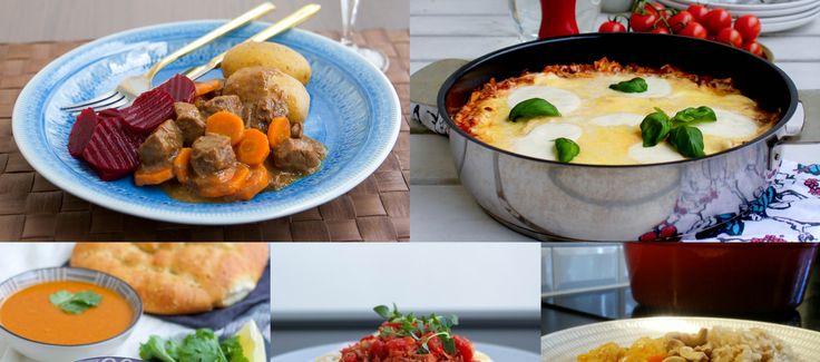 Veckomatsedel 27- God mat hela veckan