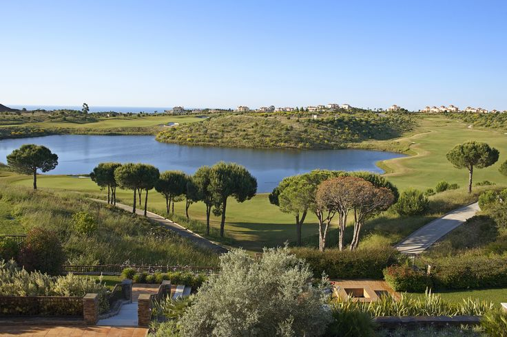 Breath-Taking Setting at Monte Reai Golf & Country Club
