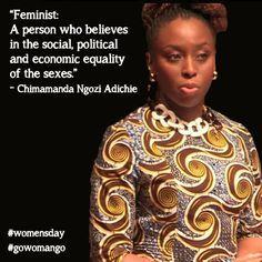 """Resultado de imagen de frases """"Chimamanda Ngozi Adichie"""""""