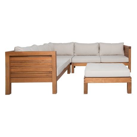 Portsea MKII 4 Piece Sofa Package