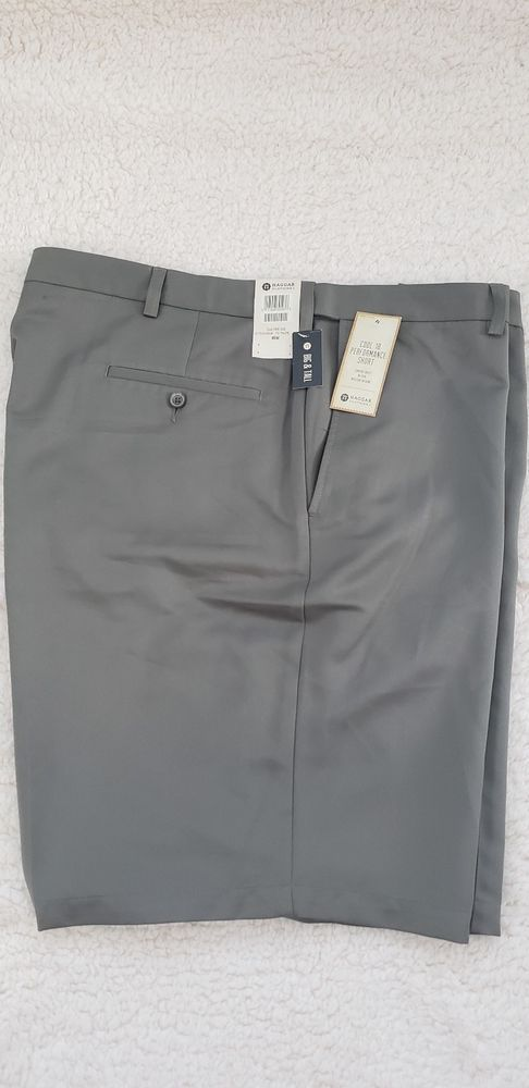 f65469c7e4c7d HAGGAR Men's Shorts Big and Tall Taupe size 46w. #fashion #clothing #shoes  #accessories #mensclothing #shorts (ebay link)