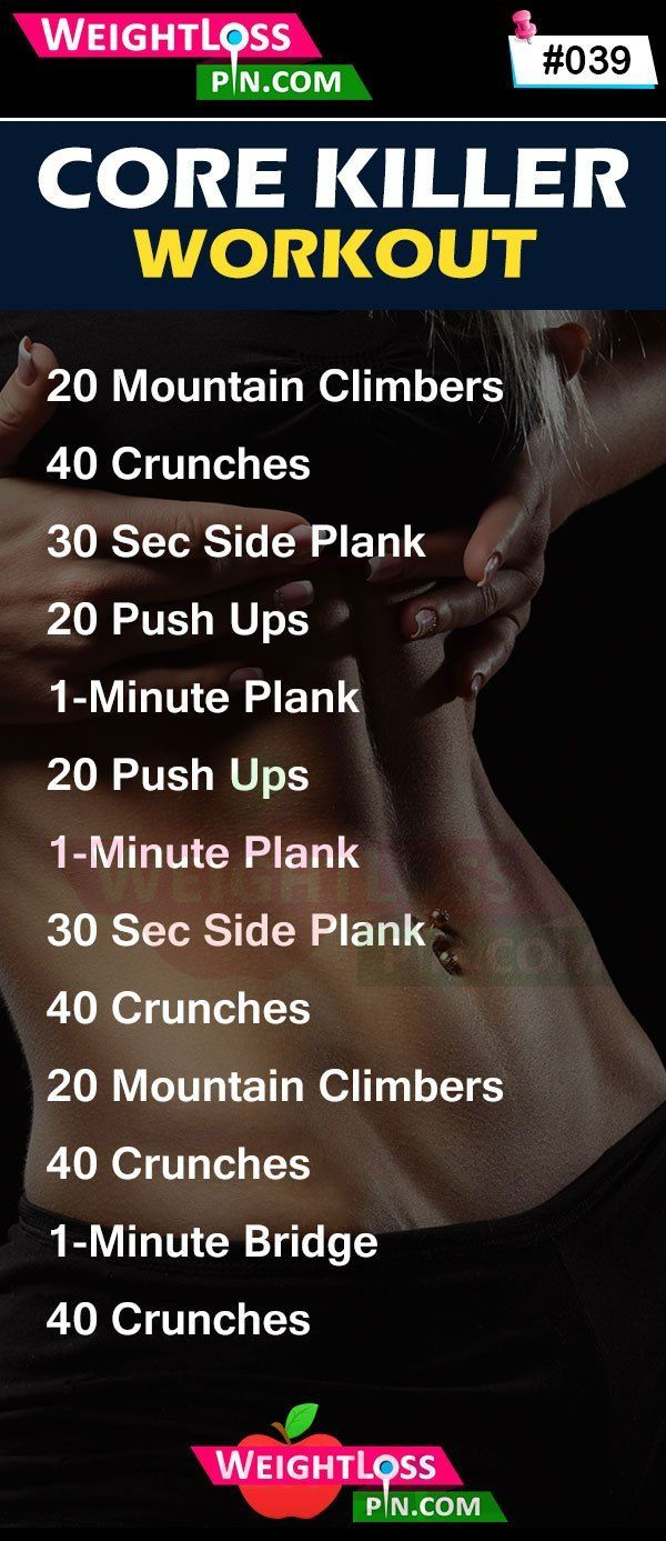 5 Best Total Body Workouts Challenges at Home – Workout