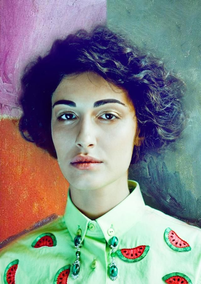 Amélie : inspired by Henri Matisse. photo by Alessia ...