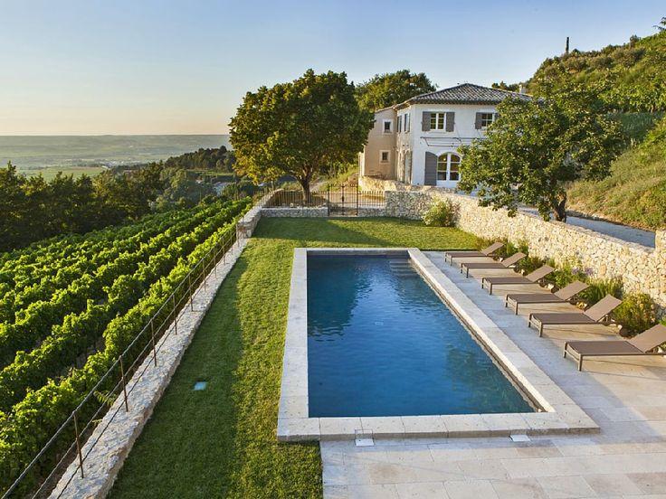 Clos Derrière Vieille - Maison de vacances à Gigondas en Provence - Haut Vaucluse | Abritel
