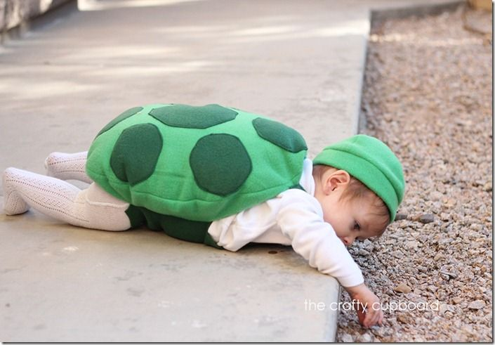 Possible Yertle the Turtle costume!