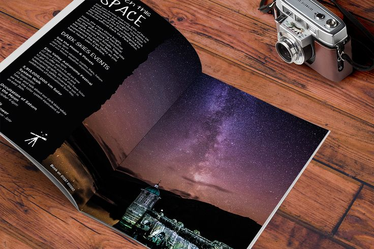 #Brochure design by Orphans Press for Elan Valley www.elanvalley.org.uk