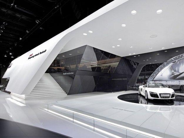 Audi - IAA Frankfurt 2009   Schmidhuber
