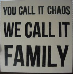 quotes about big families - Google Search