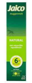 jaico natural spray muggenspray muggen melk