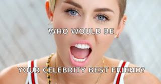 Who Is My Celebrity Best Friend?   Who Is My Celebrity Best Friend?  Scroll to the bottom to take the quiz and finally find out who your celebrity best friend actually is!  Share your three celebrity best friends in the comments section below after taking the three celebrity best friend quizzes in this post! Speaking of best friends...who can forget this amazing song by Tyrese dedicated to Paul Walker:  BuzzFeed has one of the most popular best friend quizzes but there are numerous…