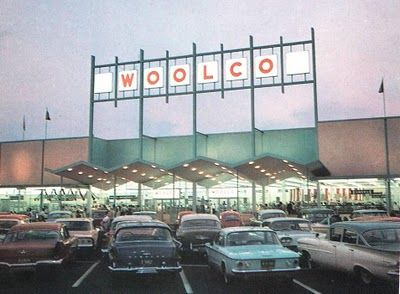 ...before there was Target and Walmart...