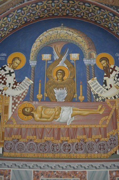 Роспись Вознесенского собора г.Калязин Тв.обл. | 20 фотографій | ВКонтактi