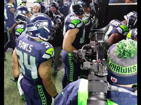Seattle Seahawks vs Detroit Lions Playoff Game - A Fans Experience.