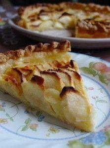 Franse appeltaart - Lekker Tafelen