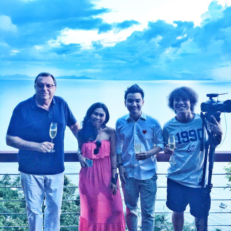 Thank you Awaycations TV from visiting our resort