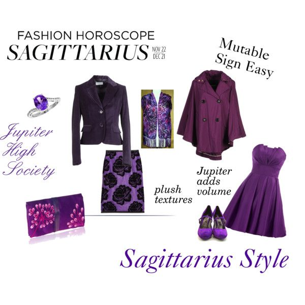 U0026quot;Sagittarius Styleu0026quot; by expressingyourtruth on Polyvore | Colors for the Signs | Pinterest ...
