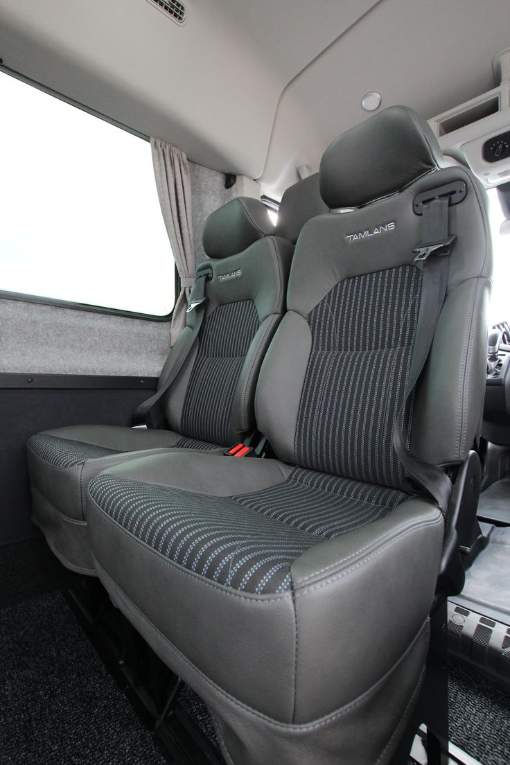 Ford Transit Tamlans Disabled Taxi, Tamlans Foldable Seats