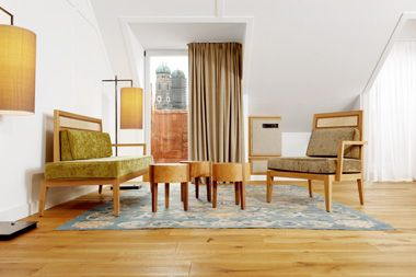 LOUIS HOTEL, Munchen, va 159,-