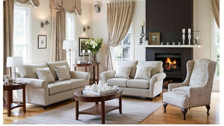 Grayson 2.5 Seater Fabric Sofa - Lounges - Living Room - Furniture, Outdoor & BBQs | Harvey Norman Australia