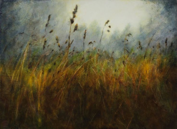 Joyce Gehl's art studio  is open tonight from 6pm-8pm for studio visits. Tonight, Joyce will be featuring four new encaustic paintings soon ...