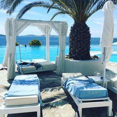 The Beautiful Saint John Hotel in Mykonos, Greece.  | www.bocadolobo.com #bocadolobo #luxuryfurniture #exclusivedesign #interiodesign #designideas #highendhotel #hotel #luxuryhotel #luxurylifestyle #luxury #luxurydesign #luxuryhotel #hoteldesign